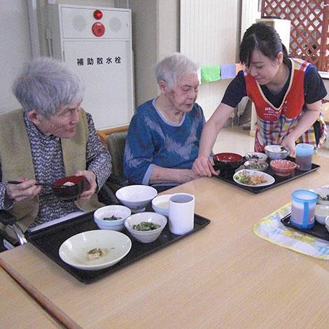特別養護老人ホームサンアップルホーム