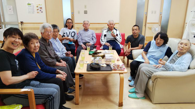 小規模カフェかどっこ 2 特別養護老人ホームサンアップルホーム