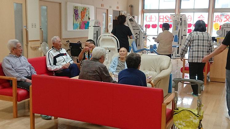 小規模カフェかどっこ 3 特別養護老人ホームサンアップルホーム